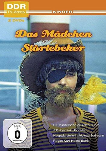 Das Mädchen Störtebeker - Die komplette 5teilige Serie (2 DVDs)