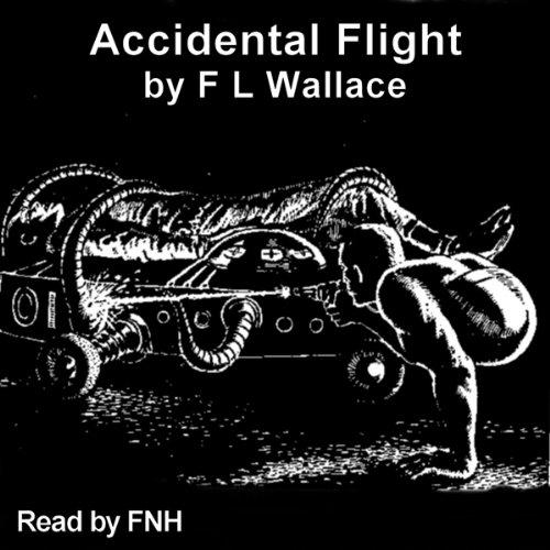 Accidental Flight audiobook cover art