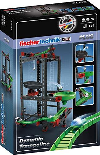Fischertechnik - 544623 PLUS trampoline, uitbreidingsset kogelbaan