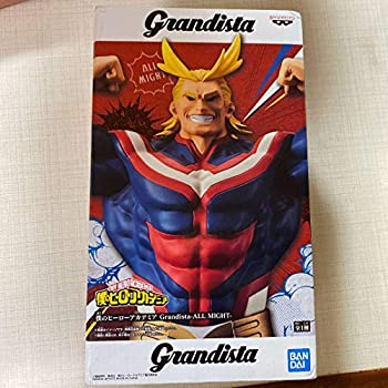 Banpresto My Hero Academia Grandista ALL MIGHT Figure Figurine 28cm kawaii