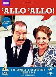 �Allo �Allo! on DVD