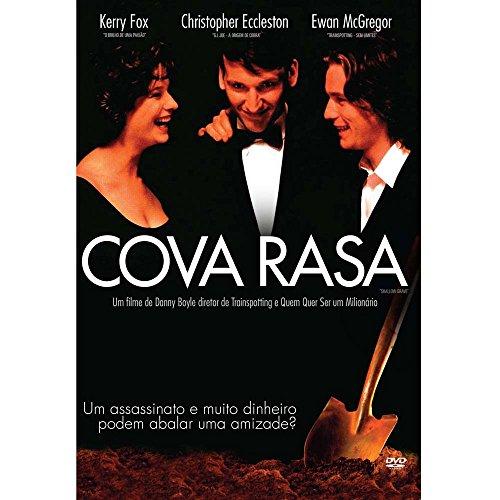DVD Cova Rasa [ Shallow Grave ] [ Subtitles in Portuguese ] [ Region ALL ]