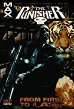From First to Last (Punisher Max) by Garth Ennis (2008-05-03)