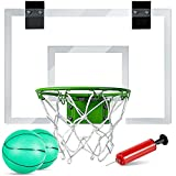 Mini Basketball Hoop - Glow In The Dark