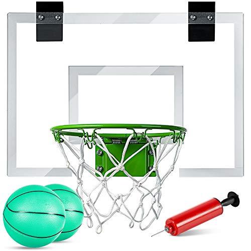 Mini Basketball Hoop - Glow In The Dark