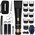Warmlife Men Smooth Lightweight Electric Hair Clippers