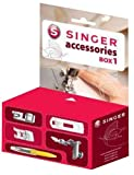Singer 292117 Box - 1 Tool Box Presser Foot For Domestic Sewing Machine