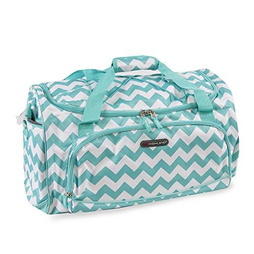 Pacific Coast Signature Medium Travel Duffel Bag, Teal, One Size