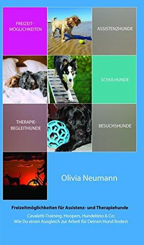 Freizeitmöglichkeiten für Assistenz- und Therapiehunde: Cavaletti-Training, Hoopers, Hundekino&Co:Wie Du einen Ausgleich zur Arbeit für Deinen Hund findest