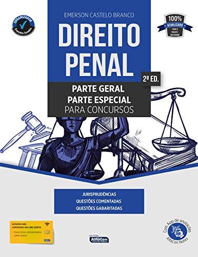 Direito Penal para Concursos: Parte Geral e Especial