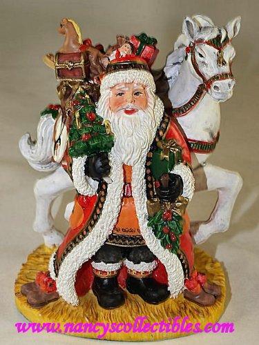 International Santa Claus Collection Yugoslavian Deda Mraz