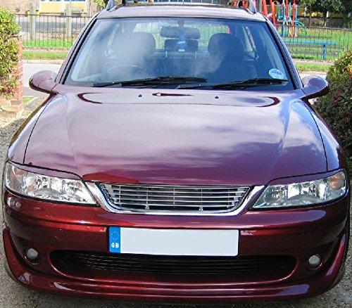 Opel Vauxhall Vectra B Facelift Blenden für Scheinwerfer, ABS-Kunststoff-Abdeckung