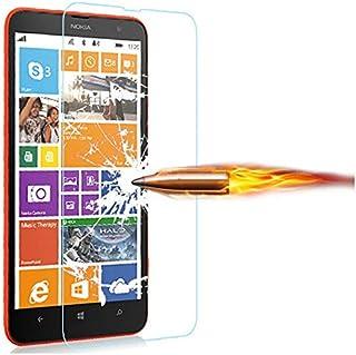 دياسو - واقيات شاشة الهاتف - زجاج مقسى ممتاز لحماية الشاشة Lumia 1320 واقي شاشة 9H مقوى لحماية الشاشة