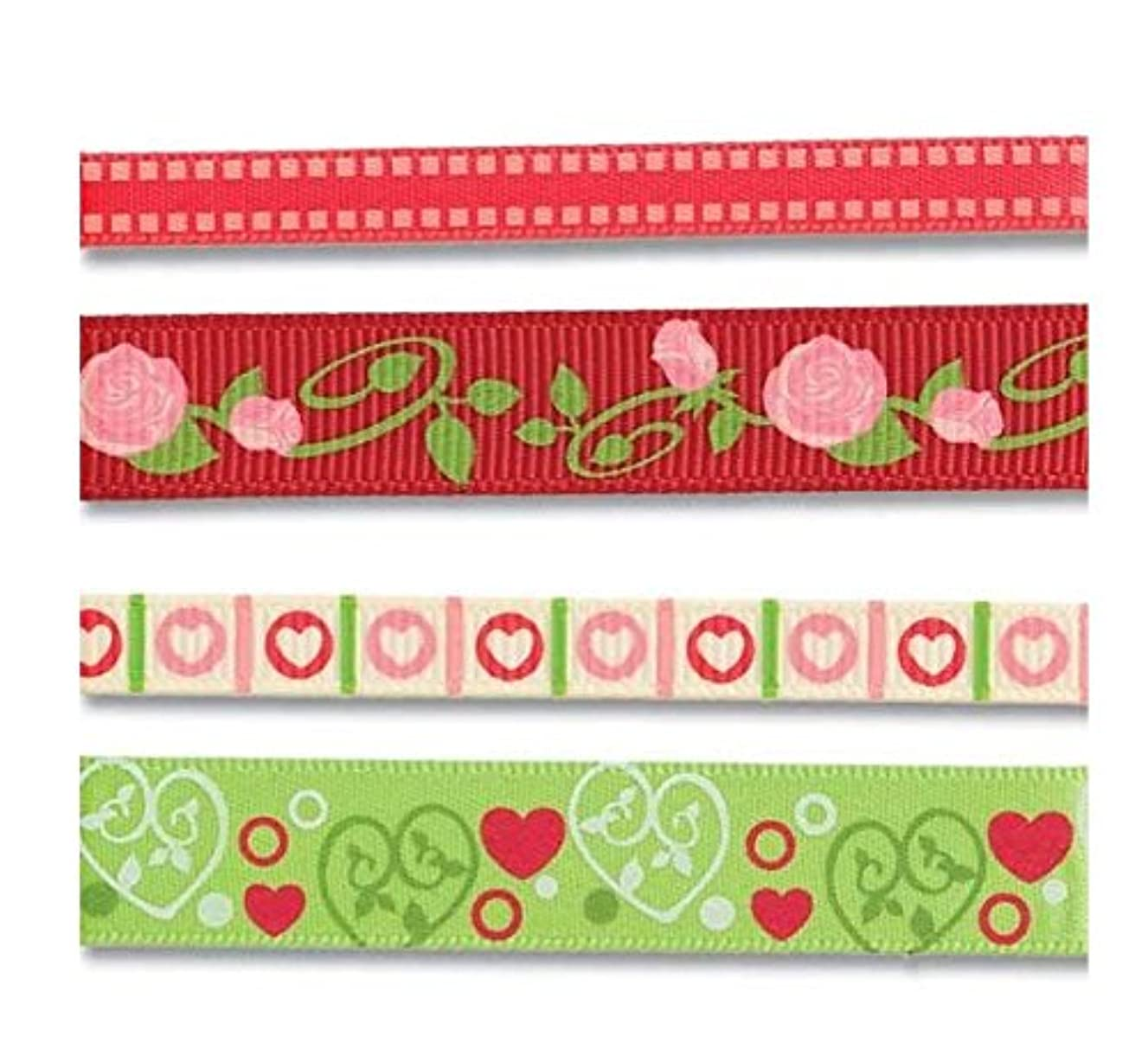 KAREN FOSTER Design Craft Ribbon Trimmings, Sweetheart