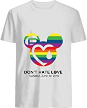 Support for the victims of the horrific shooting at Orlando€™s Pulse Nightclub- 18 Tshirt Hoodie for Men Women Unisex