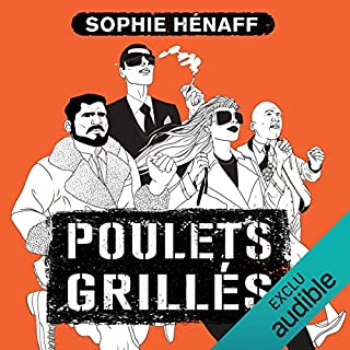 Poulets grillés audiobook cover art