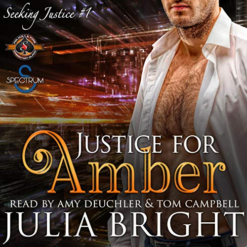 Justice for Amber cover art