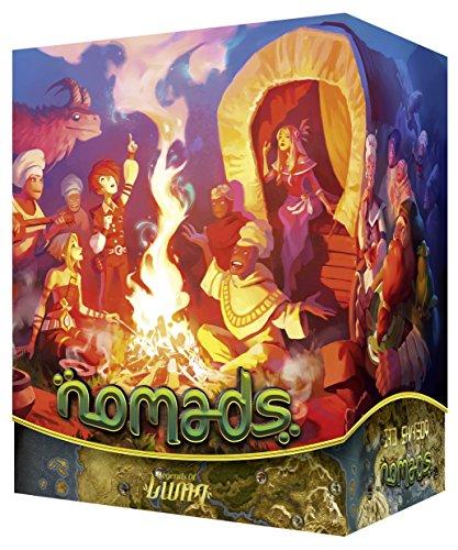 Leyendas de Luma- Nomads, juego de mesa (Ludonaute LDNO0001) , color/modelo surtido