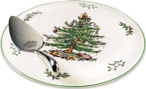 Spode Christmas Tree X-mas Tree Desserteller 20 cm NEU