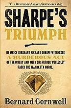 sharpe من Triumph: Richard sharpe و في المعركة من assaye ، سبتمبر 1803(Richard sharpe من سلسلة المغامرة # 2)