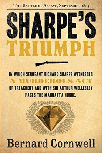 Sharpe\'s Triumph: The Battle of Assaye, September 1803