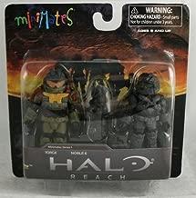 Halo Minimates Series 1 Mini Figure 2Pack Jorge Noble 6