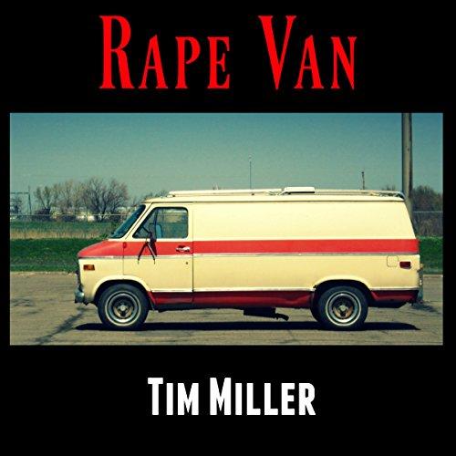 Rape Van audiobook cover art