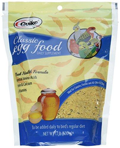 Quiko Classic Egg Food Supplement – All Birds