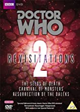 Doctor Who Revisitations Vol. 2  The Seeds of Death / Carnival of Monsters / Resurrection of the Daleks  NON-USA FORMAT, PAL, Reg.2.4 United Kingdom