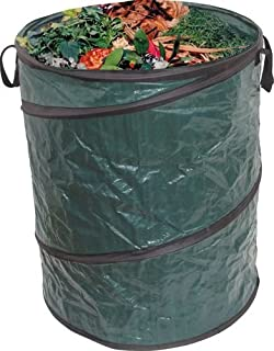 Megaprom Wall Mounted Rubbish Bin Bag Holder Dustbin//Rubbish//Waste Bin Rubbish Bag Holder