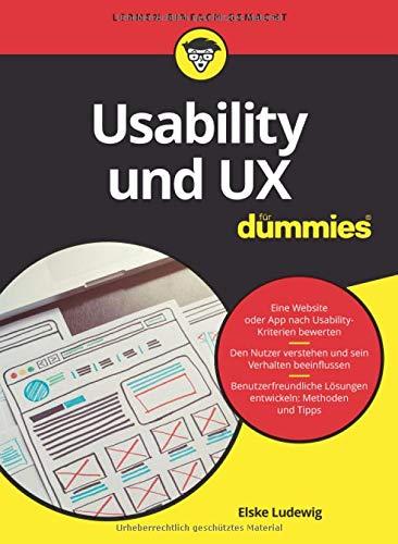 Usability und UX für Dummies