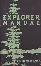 Explorer Manual, Boys Scouts of America
