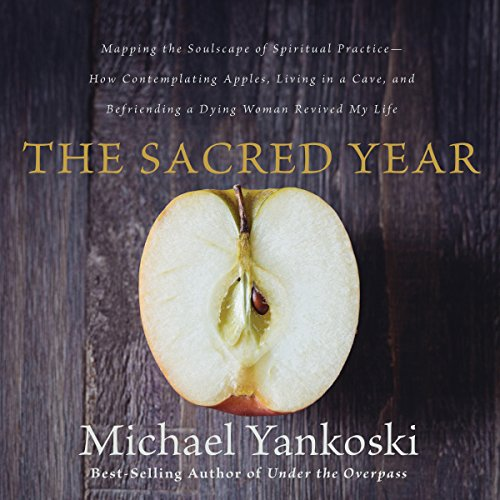 The Sacred Year audiobook cover art