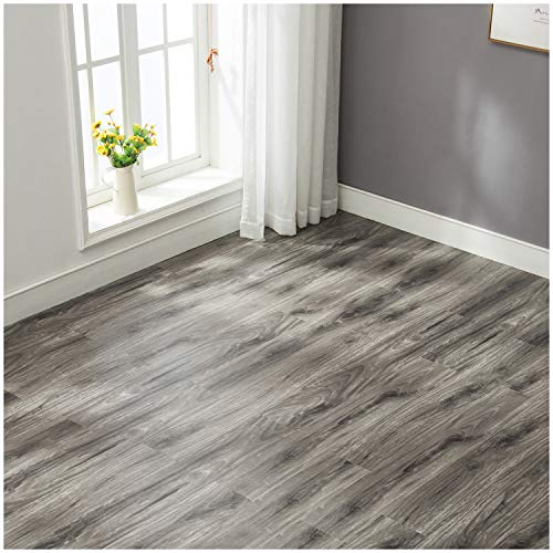 SELKIRK Vinyl Plank Flooring-Waterproof Click Lock Wood Grain-5.5mm SPC Rigid Core Larkyn SK559 Sample