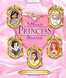 Disney's 5 Minute Princess Stories