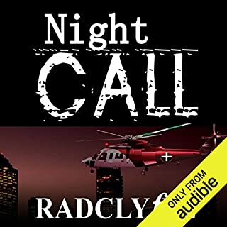 Night Call audiobook cover art