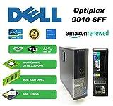 Dell Optiplex 9010 - Ordenador de sobremesa (Intel Core i5-3470, 8GB...