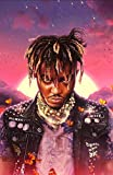 Legends Never Die Rap Singer 999 Juice WRLD Hip-Hop Art