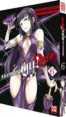 Akame ga KILL! ZERO - Band 06