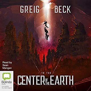 To the Center of the Earth cover art