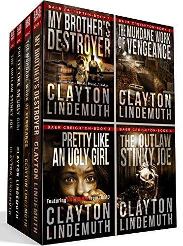 Baer Creighton Series: Books 1 - 4 (English Edition)