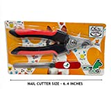 Wowdog Dog Nail Cutter with Clipper, Multicolor (Large)