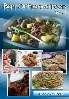 DVD The Best of Filipino Food Volume 1 Book