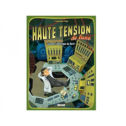 Edge - Jeux de société - Haute Tension Deluxe - 8435407602311