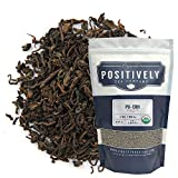 Positively Tea Company, Organic Pu-Erh Tea, Loose Leaf, 16 oz. Bag