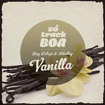 Bry Ortega and amp; Rhalley - Vanilla (Original Mix)