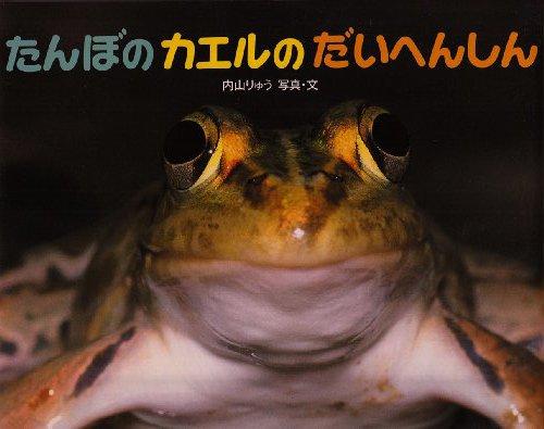 たんぼのカエルのだいへんしん (ふしぎいっぱい写真絵本)の詳細を見る