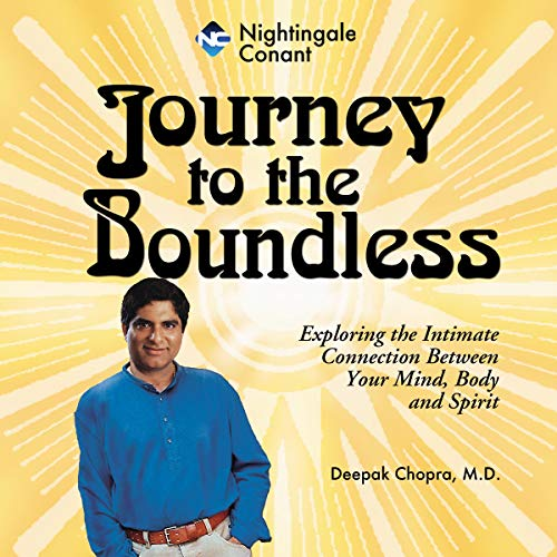 Journey to the Boundless audiobook cover art