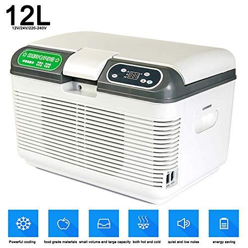 12-L Car Refrigerator Elektrische Kühlbox 12V/24V/220-240V Kuhlbox Fur Auto Tragbaren Kühlschrank in Wohnmobil Wohnmobil Oder Minivan