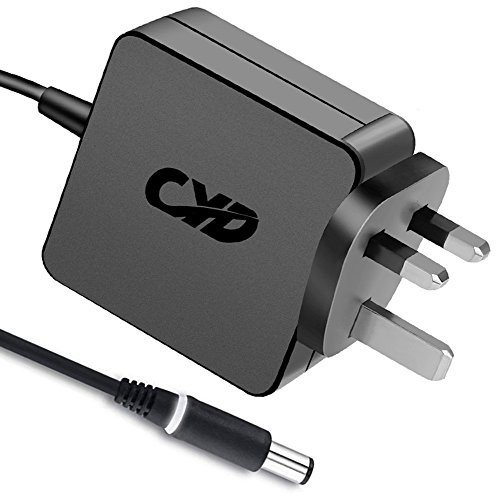 CYD 45W 19.5V 2.31A PowerFast-Replacement for Laptop-Charger Dell-Inspiron Series 15 5558 3558 3551 3552 5551 5555 5559 5565 5567 5568 5578 5758 i5558 Charger-Laptop-Ac-Adapter-Power,Extra 8.2 Ft